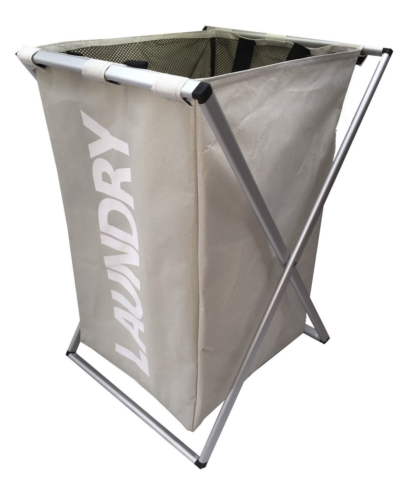 New Collapsible Folding Laundry Bag Bin Hamper Storage