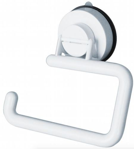 blue canyon white gecko suction bathroom accessories  no rusting, Home design