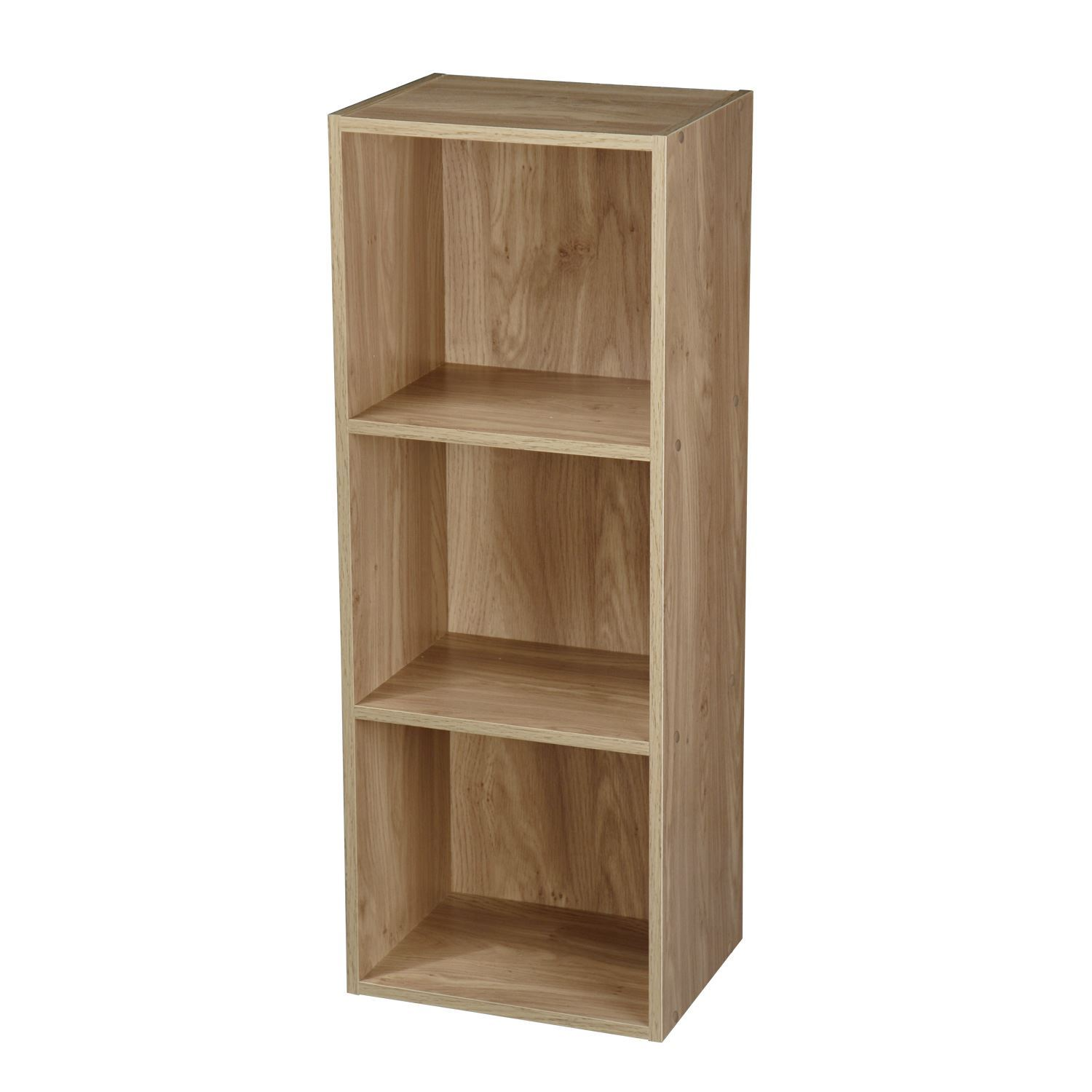 1 2 3 4 tier wooden bookcase shelving display storage wood for 4 unit