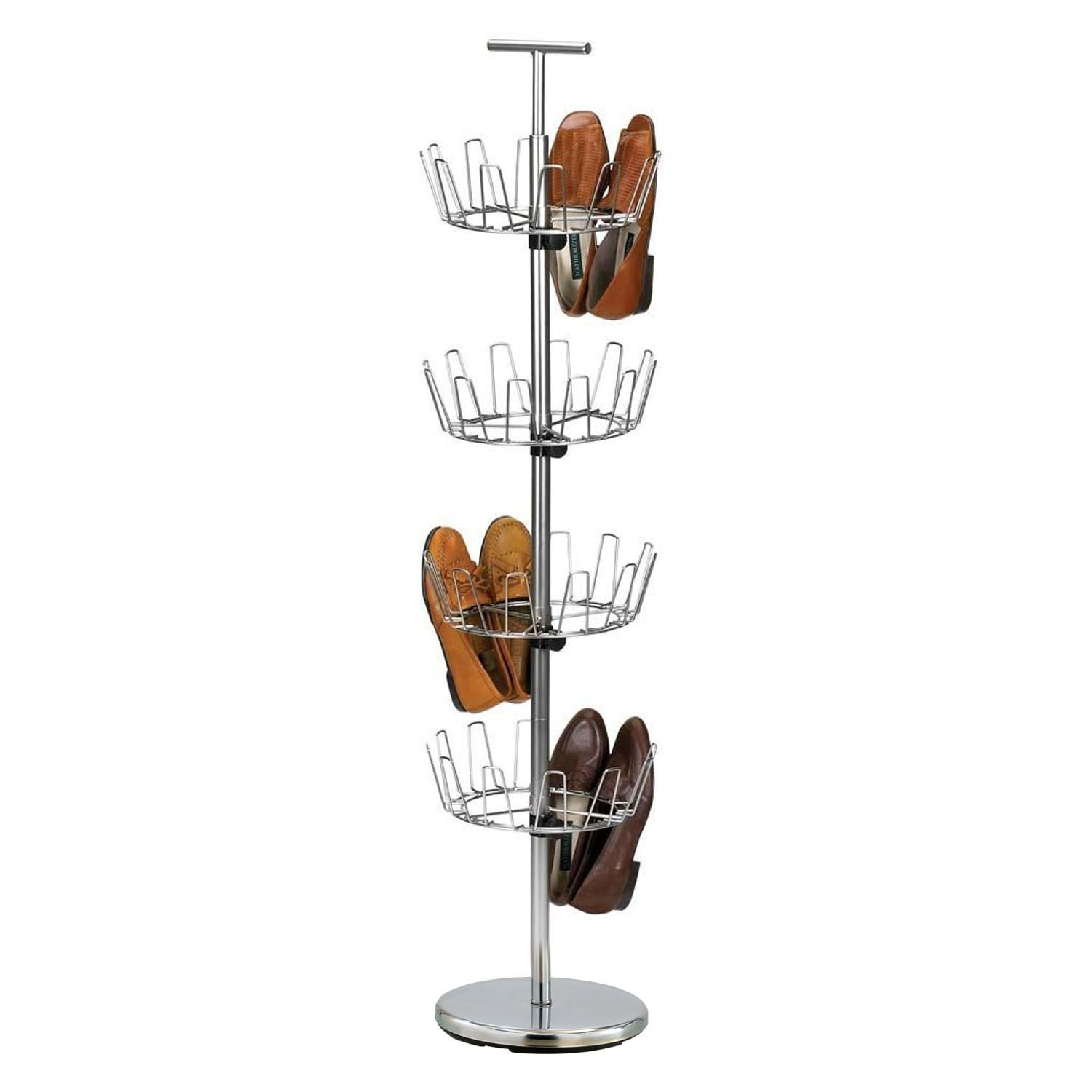 Free Standing Shoe Rack Uk