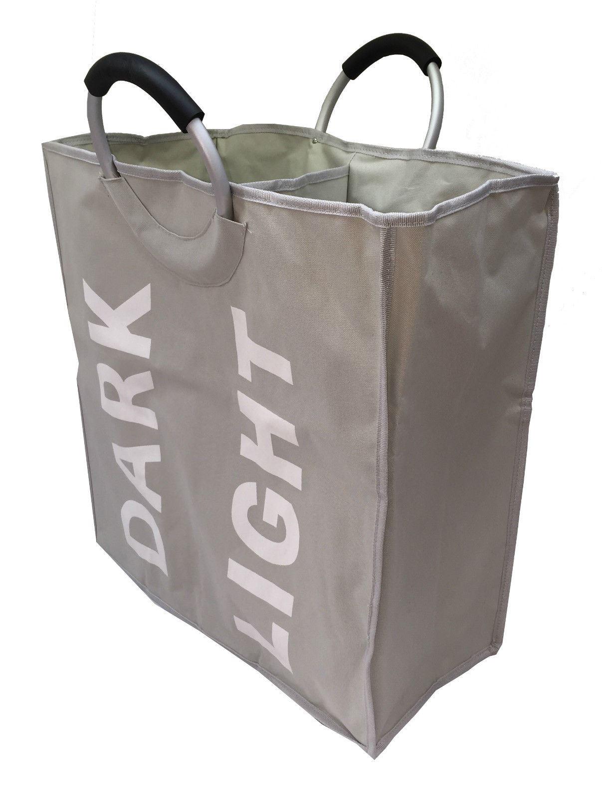 New Collapsible Folding Laundry Bag Bin Hamper Storage