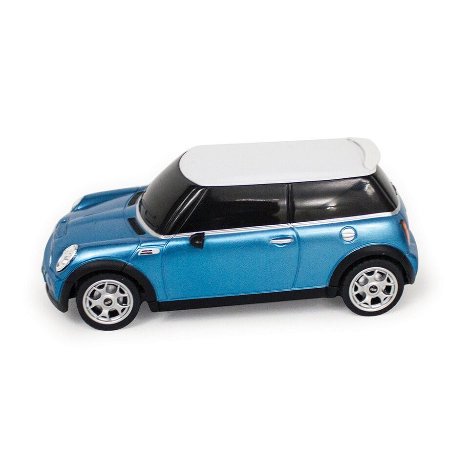 official licensed mini cooper s radio remote control controlled rc car model. Black Bedroom Furniture Sets. Home Design Ideas