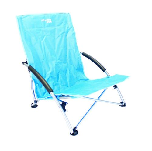 Yellowstone Low Profile Camping Chair Green Blue Festival Fishing Ebay