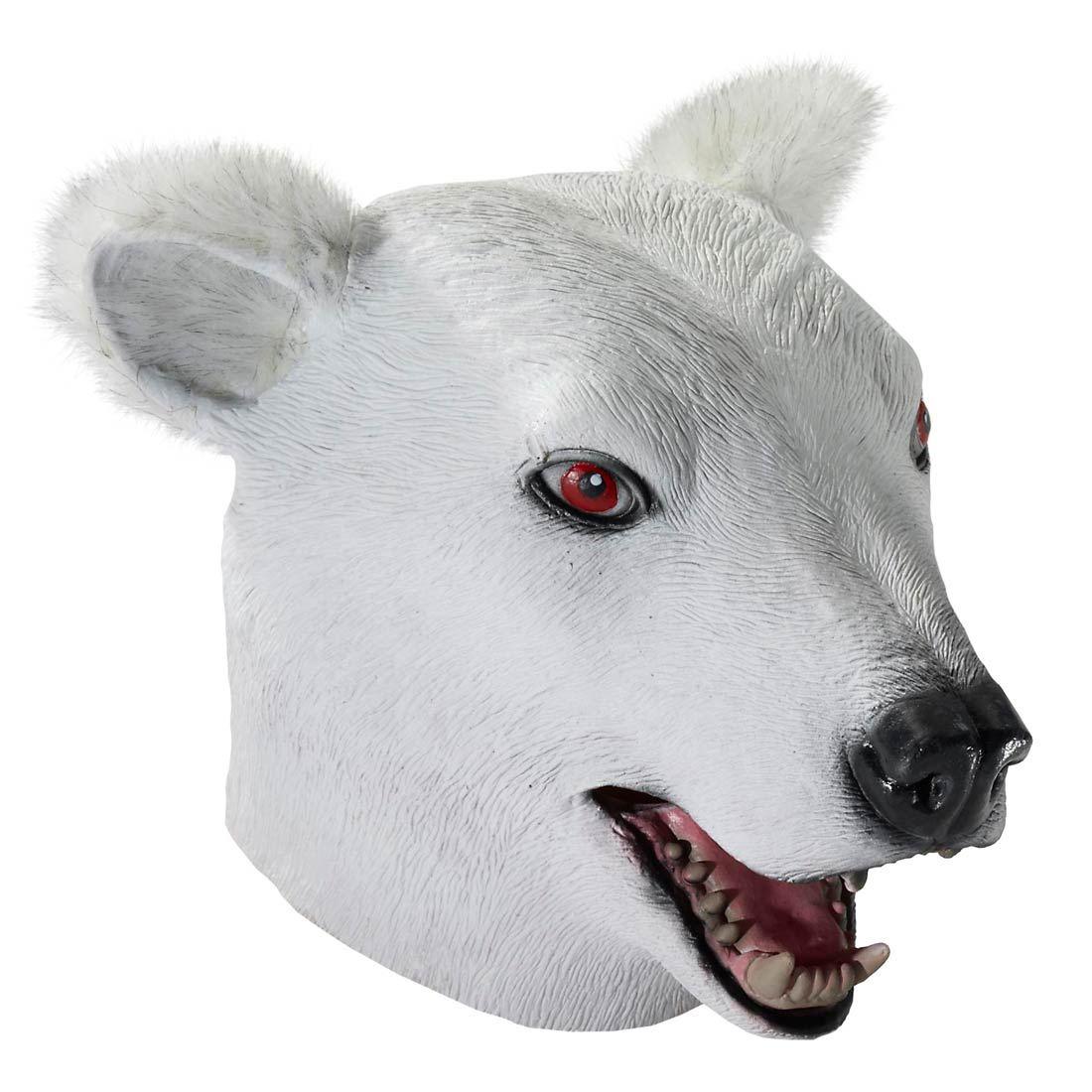 Animal-Kingdom-Fancy-Party-Overhead-Masks-LATEX