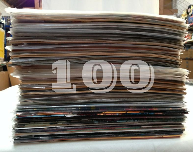 JOBLOT - Marvel, DC quantities and Indie comics - mixed quantities DC available bbf0b3