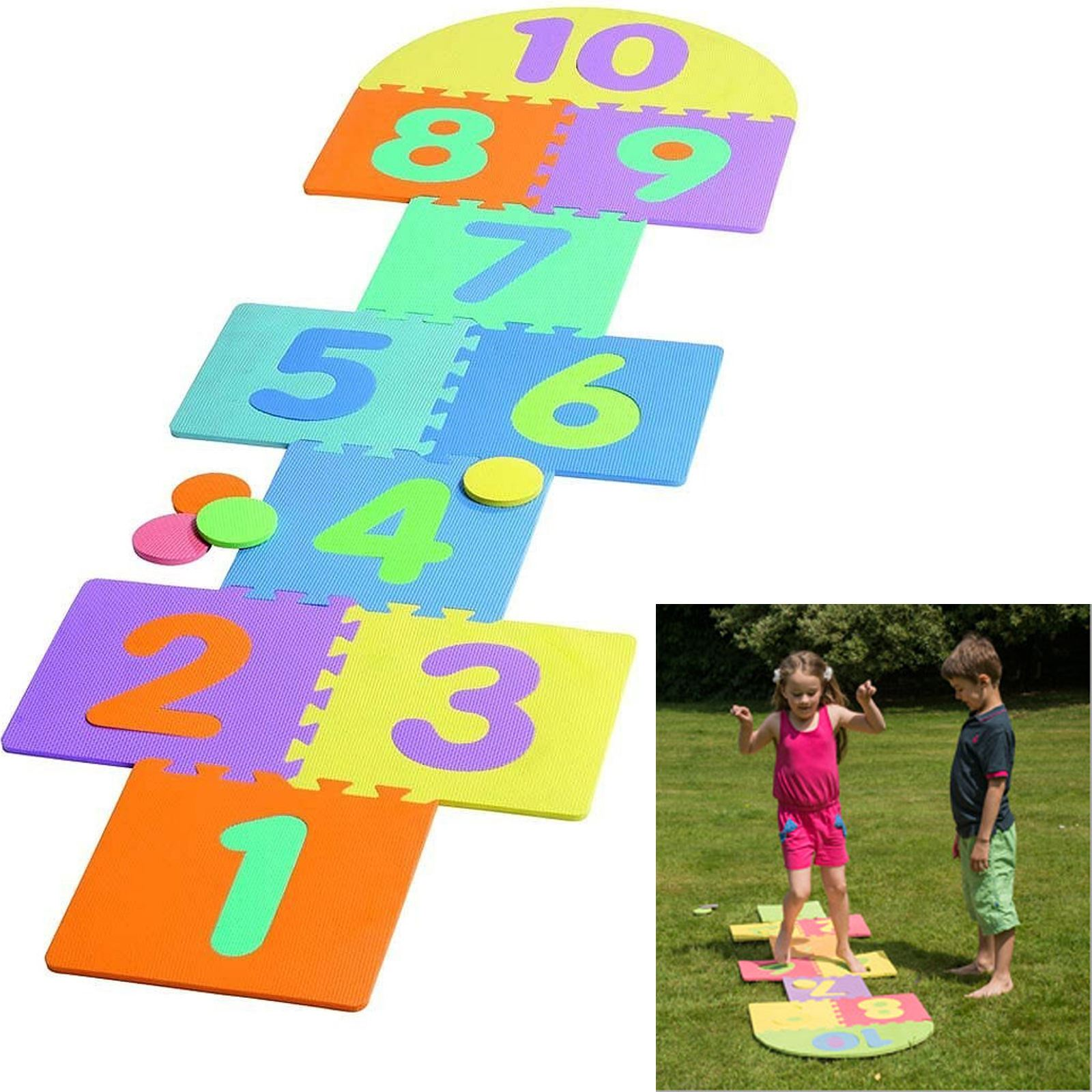 LARGE FAMILY OUTDOOR PARTY GAMES SUMMER BEACH BBQ PARTY