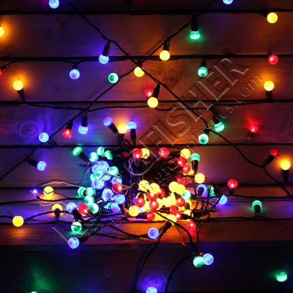 NEW CHRISTMAS 70 BERRY INDOOR FESTIVE STRING FAIRY LIGHTS XMAS OUTDOOR HOUSE eBay