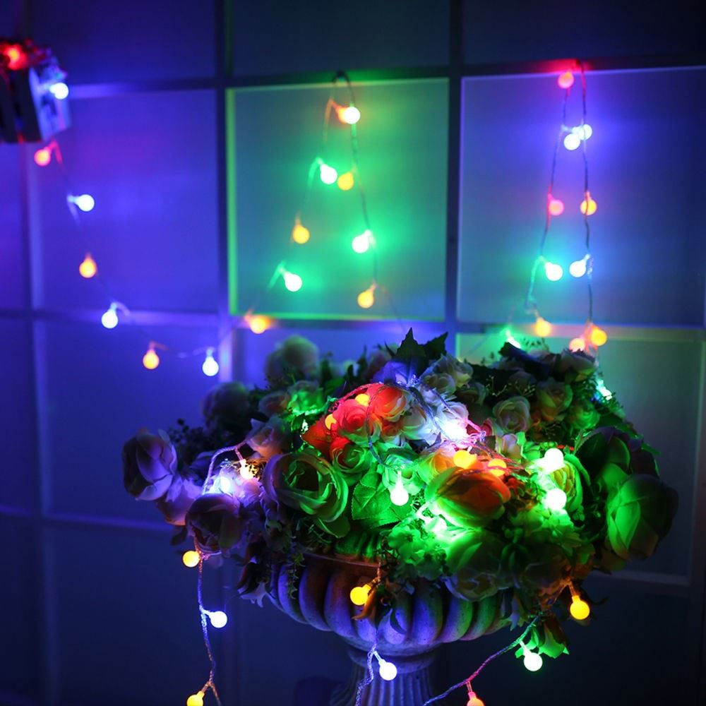 new christmas 70 berry indoor festive string fairy lights. Black Bedroom Furniture Sets. Home Design Ideas