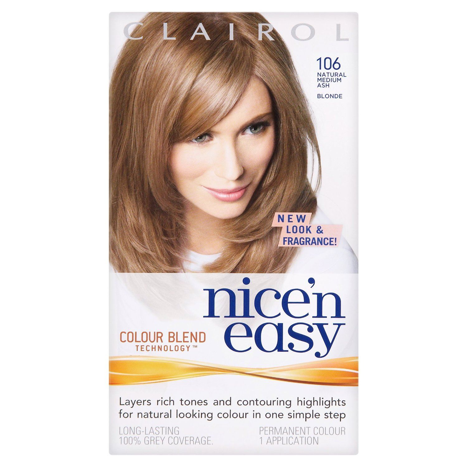 clairol nice n easy permanent hair colour all colours brown - Clairol Nice And Easy Colors
