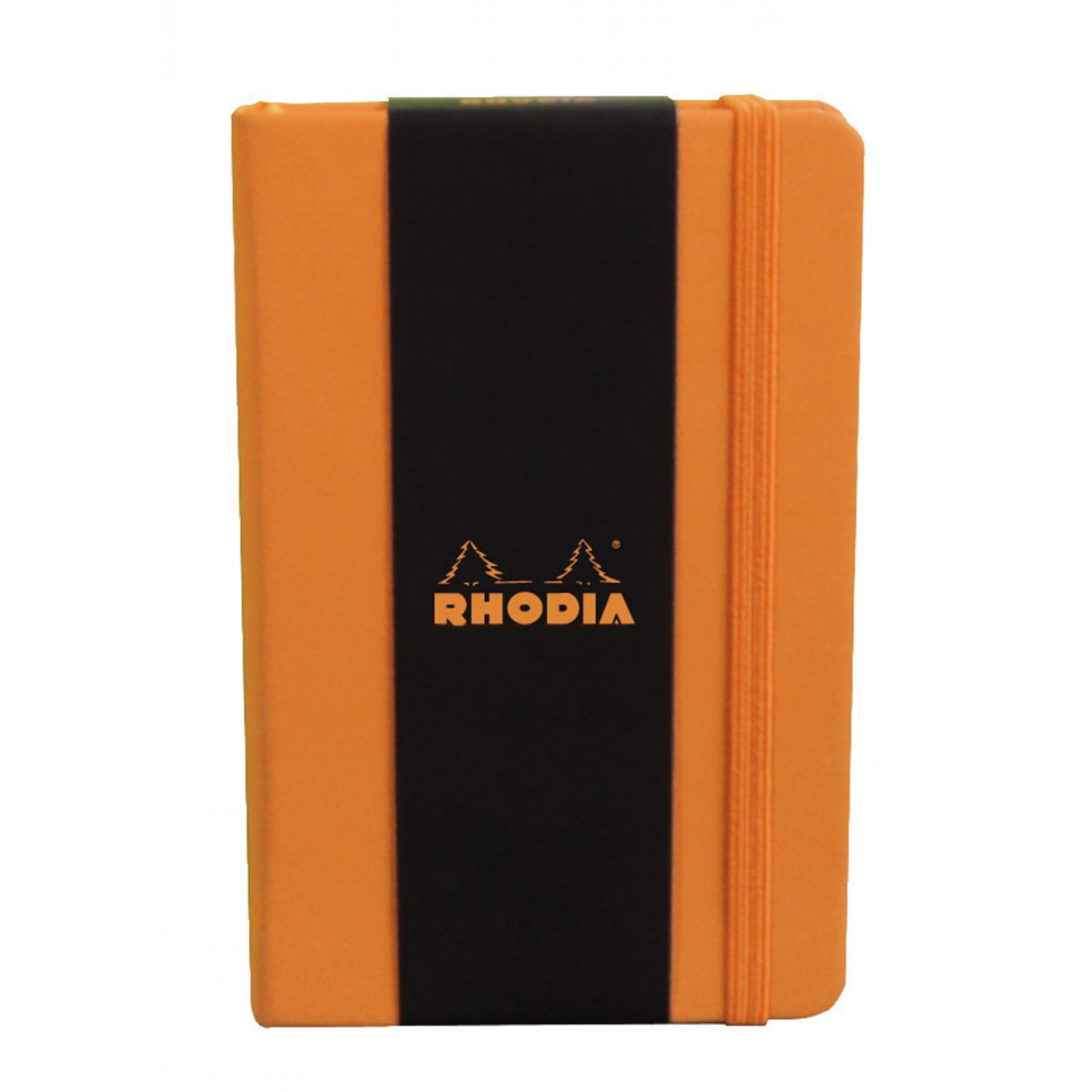 Rhodia A4 A5 A6 Lined Paper Notebook Journal Faux Leather