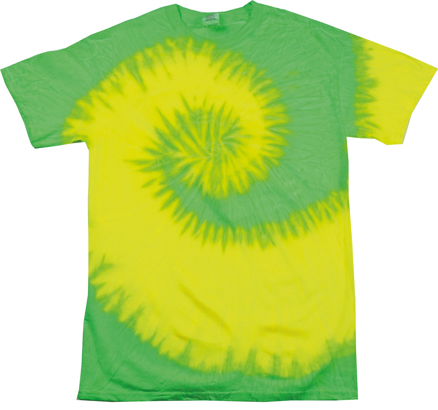Colortone t shirts tops mens rainbow tie dye shirt hand dyed for Tie dye mens t shirts