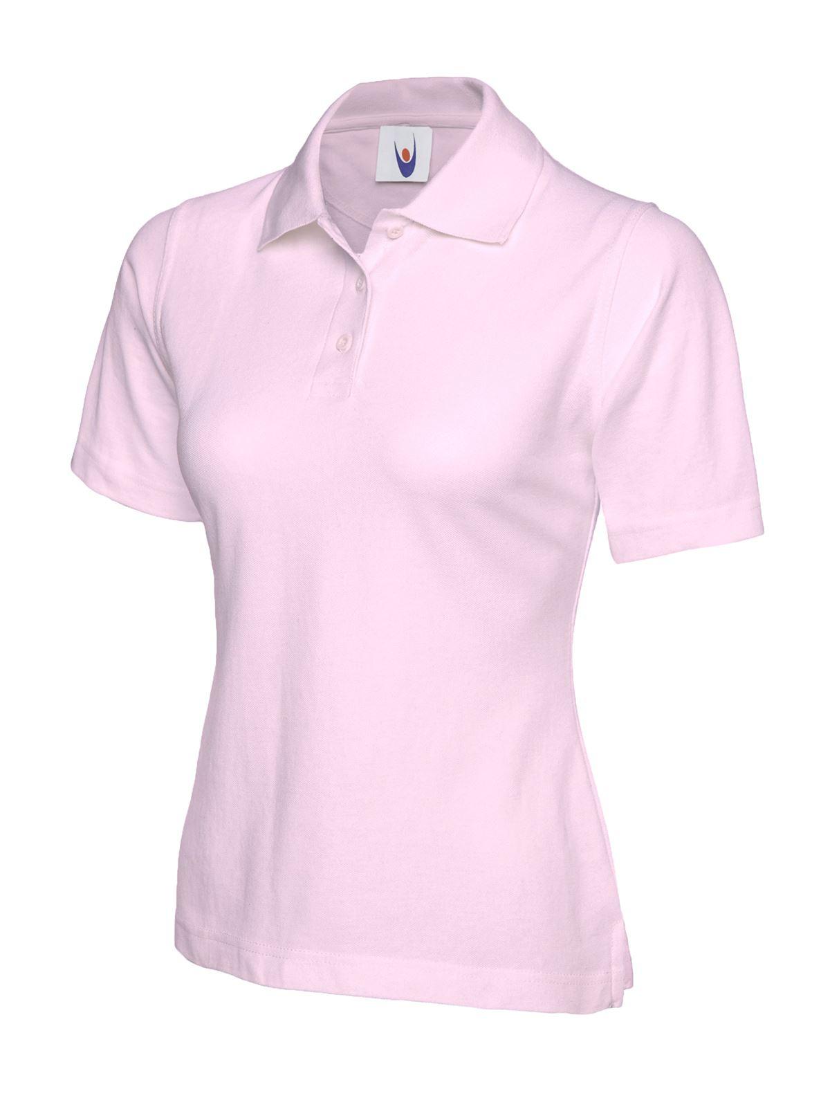 Uneek Clothing Womens Ladies Poloshirt 220 Gsm Polo Shirt