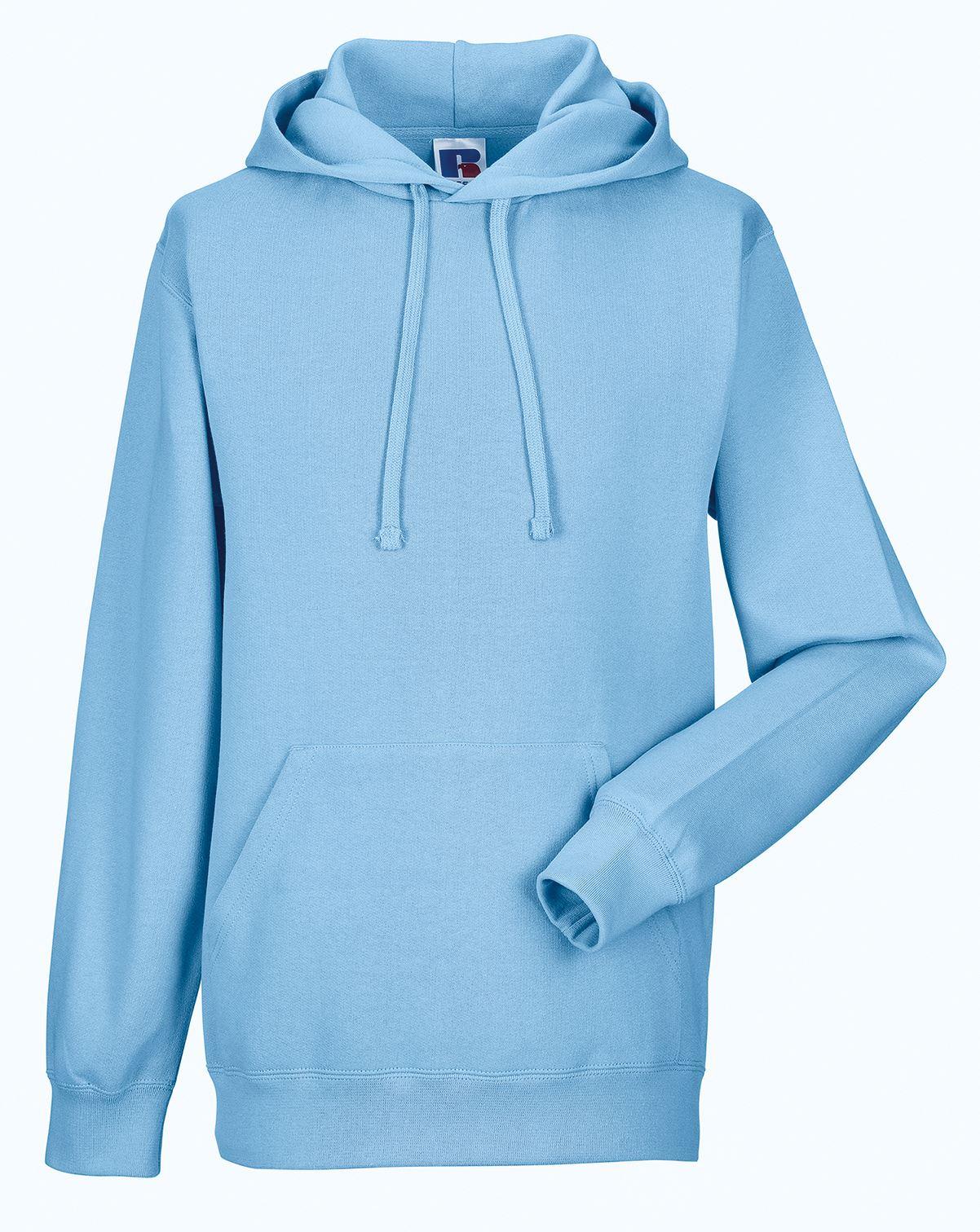 Russell-Mens Sweatshirts & Hoodies-Hooded sweatshirt