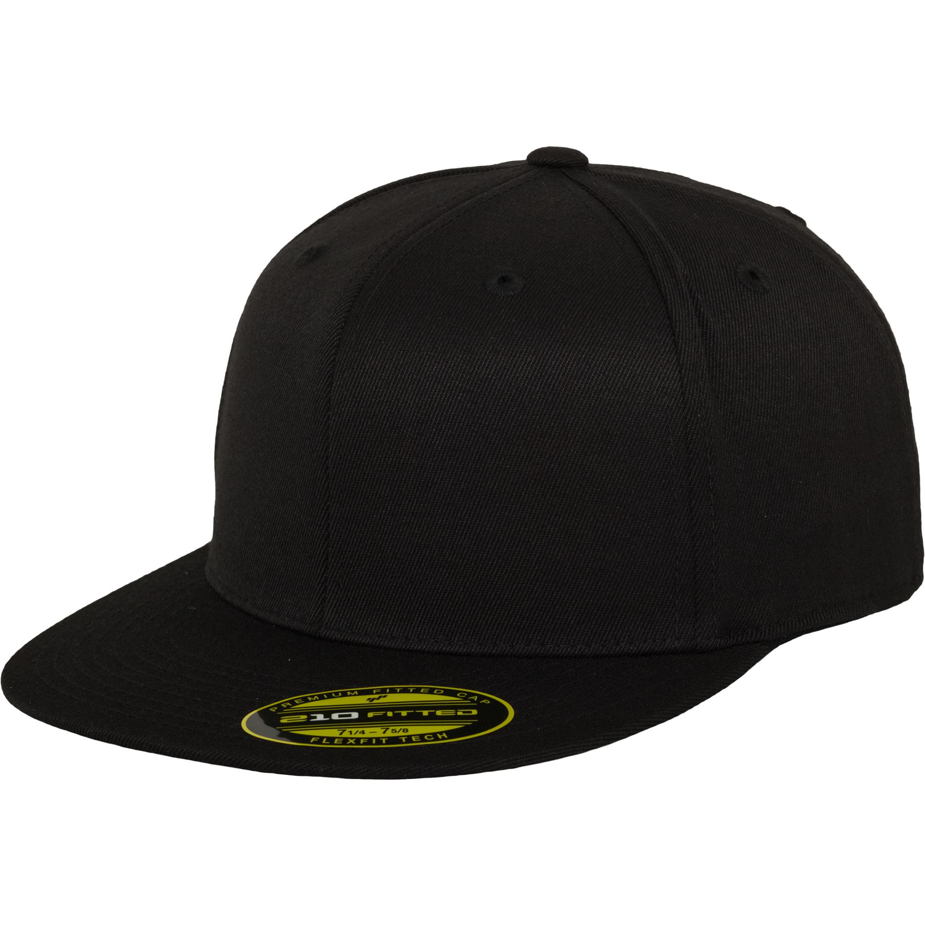 flexfit by yupoong headwear baseball caps premium 210 fitted cap ebay. Black Bedroom Furniture Sets. Home Design Ideas