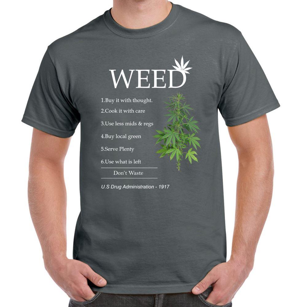 mens funny sayings slogans novelty t shirtssmoke weed