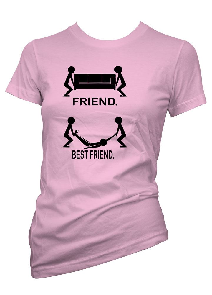 Womens Funny Sayings Slogans Tshirts Tops Friend Best