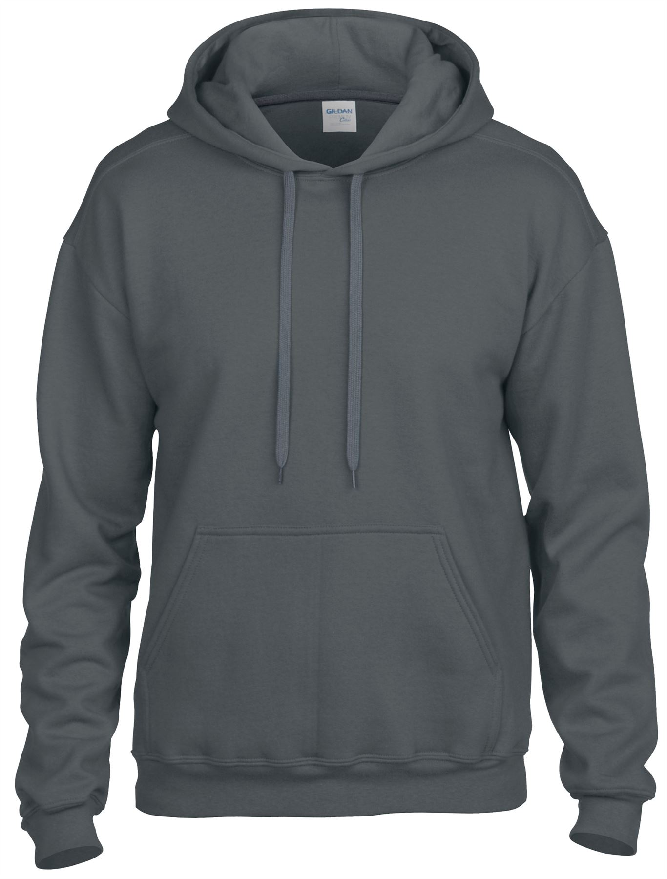 Gildan-Mens Sweatshirts & Hoodies-Premium cotton hooded ...