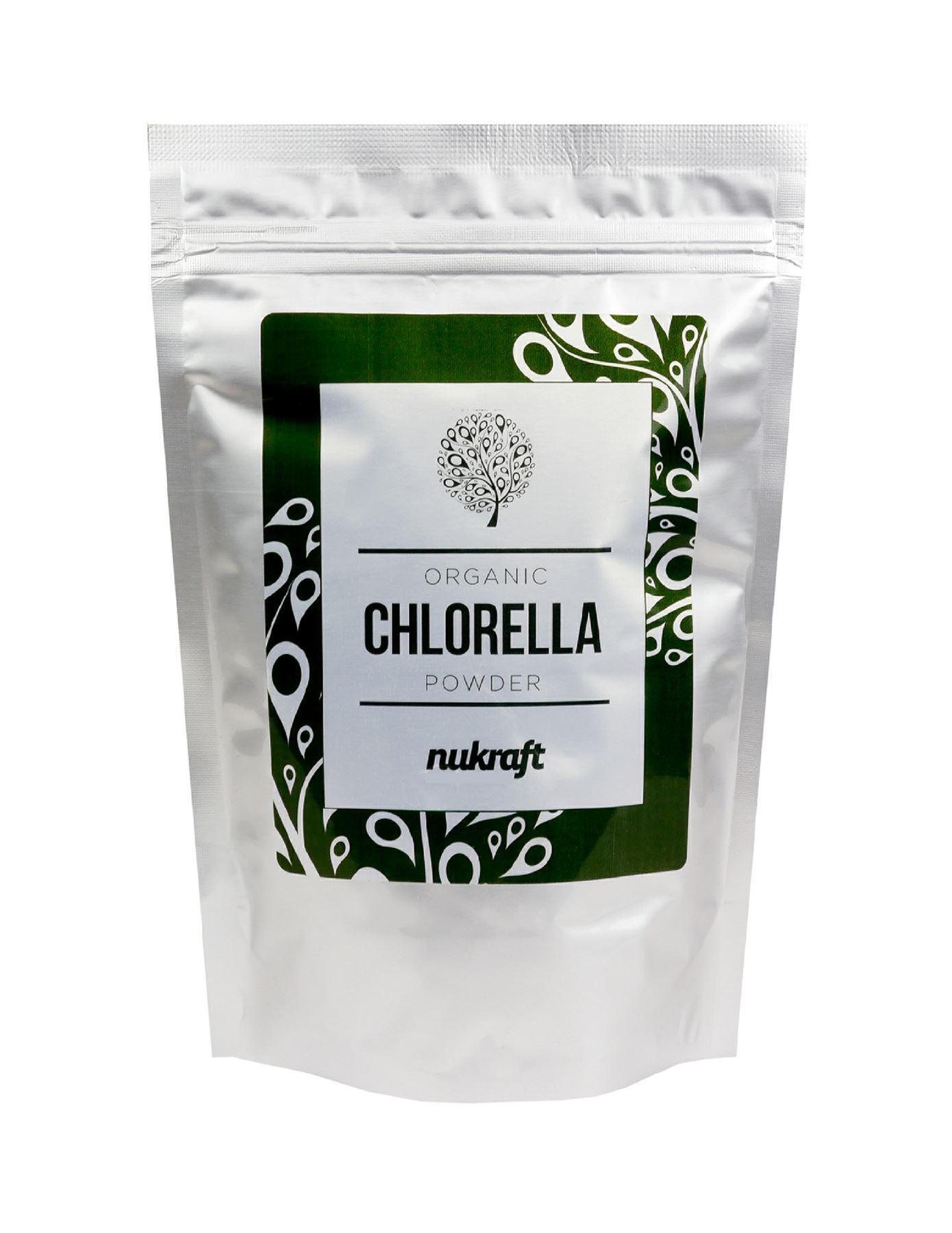 Chlorella Powder Choose Quantity Cracked Cell Wall