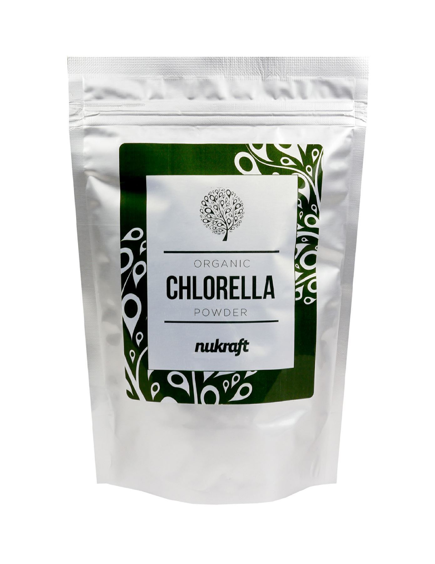 Chlorella Powder Choose Quantity Cracked Cell Wall