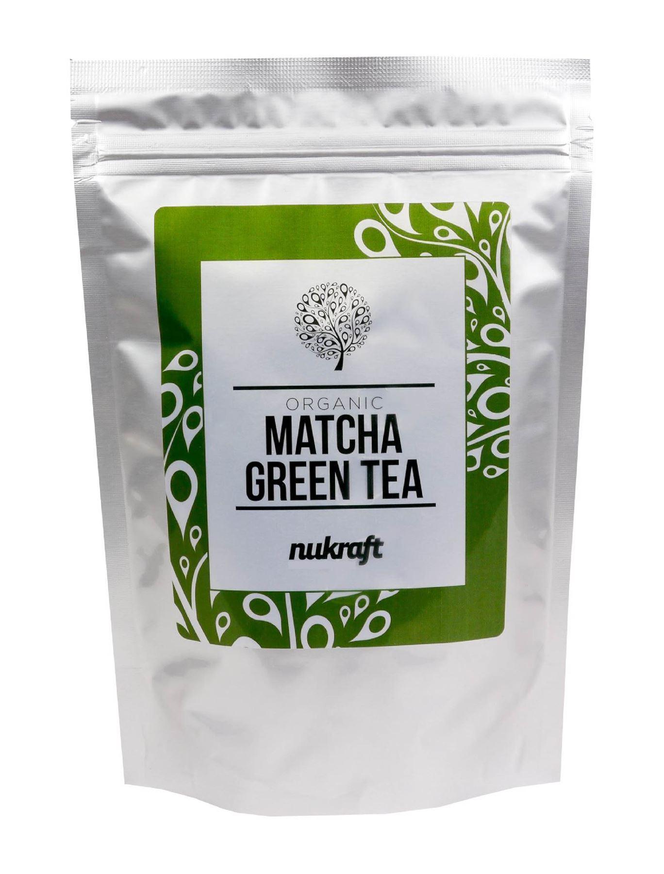 Matcha Green Tea Powder Organic Super Fine 800 Mesh