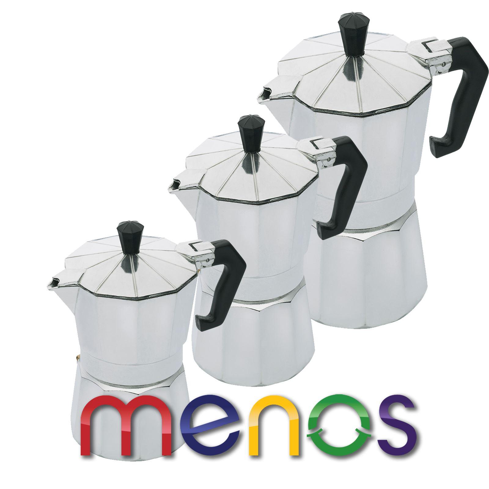 Le Xpress Italian Style Espresso Maker 6 , 9 , 12 Cup - Moka Coffee Stove Pot eBay