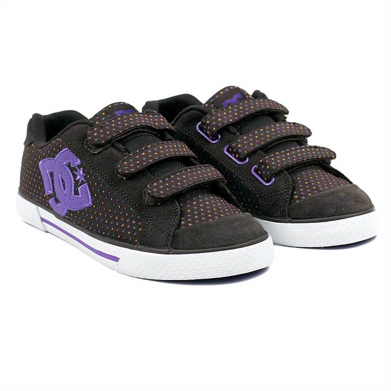 DC Shoes Women's Chelsea Ladies Shoe Trainer
