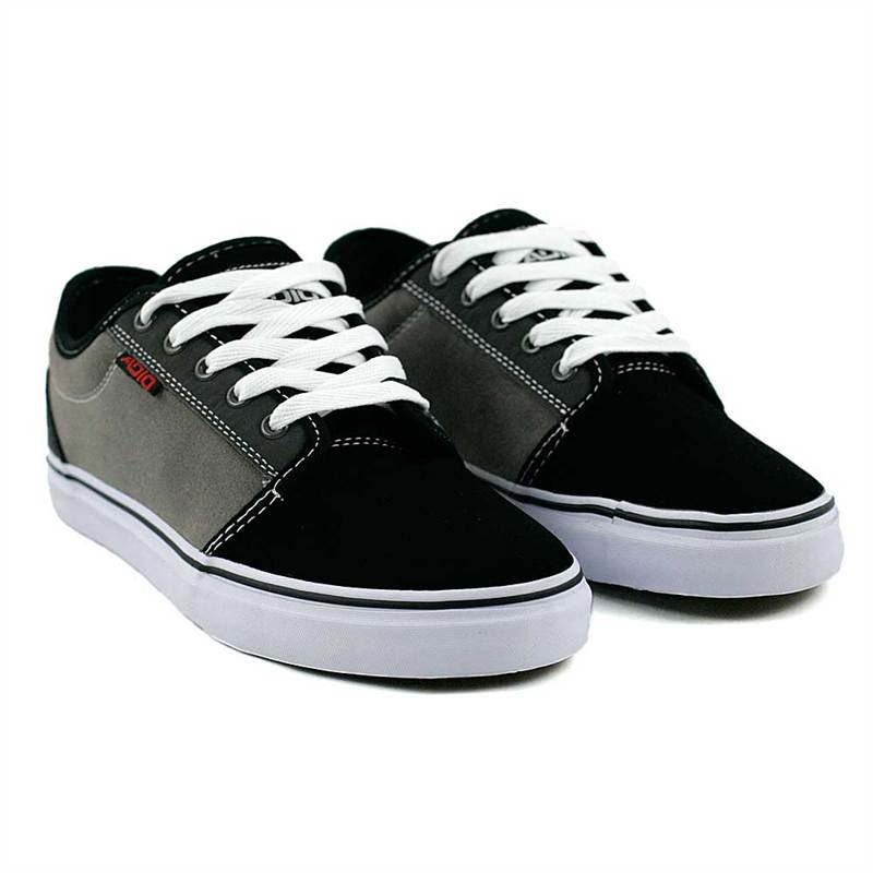 Black Adio Skate Shoes