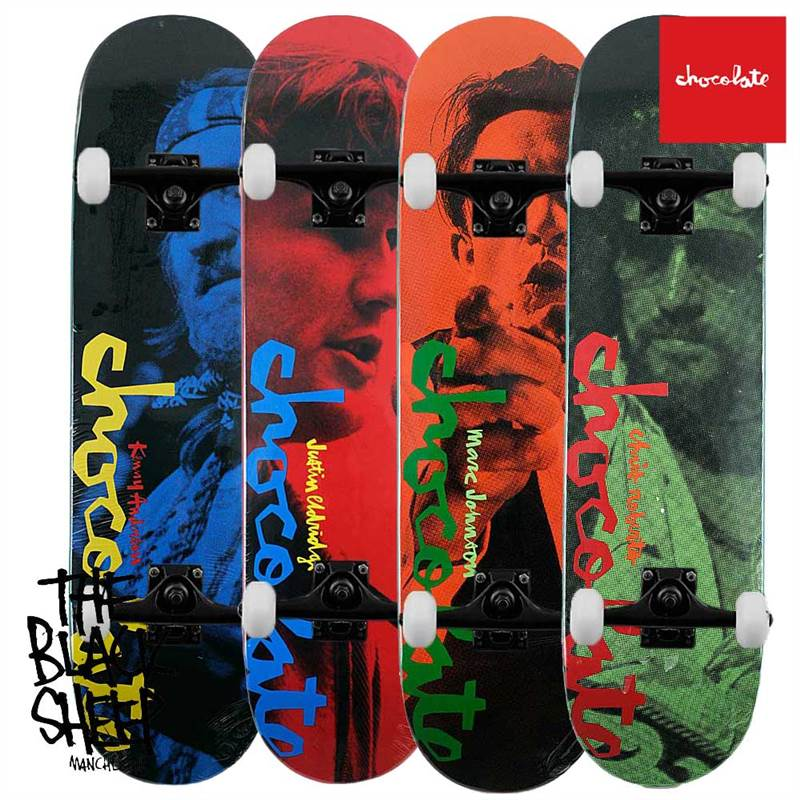 Chocolate Skateboards / Hakeem