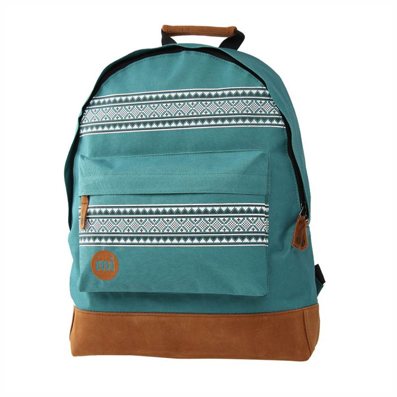 mipac mi pac classic two tone nordic navajo school college bag rucksack backpack ebay. Black Bedroom Furniture Sets. Home Design Ideas