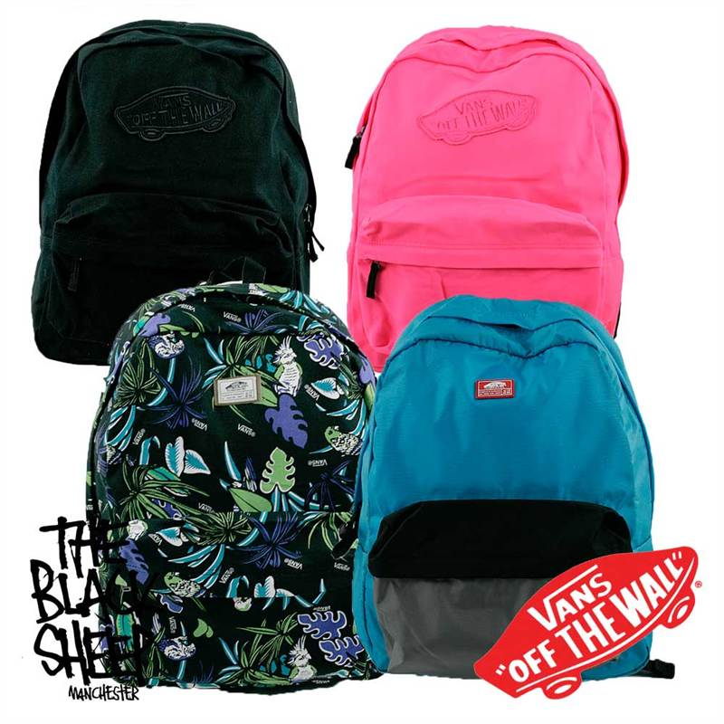 VANS-OFF-THE-WALL-REALM-OLD-SKOOL-II-2-SCHOOL-COLLEGE-WORK-RUGSACK-BAG ...