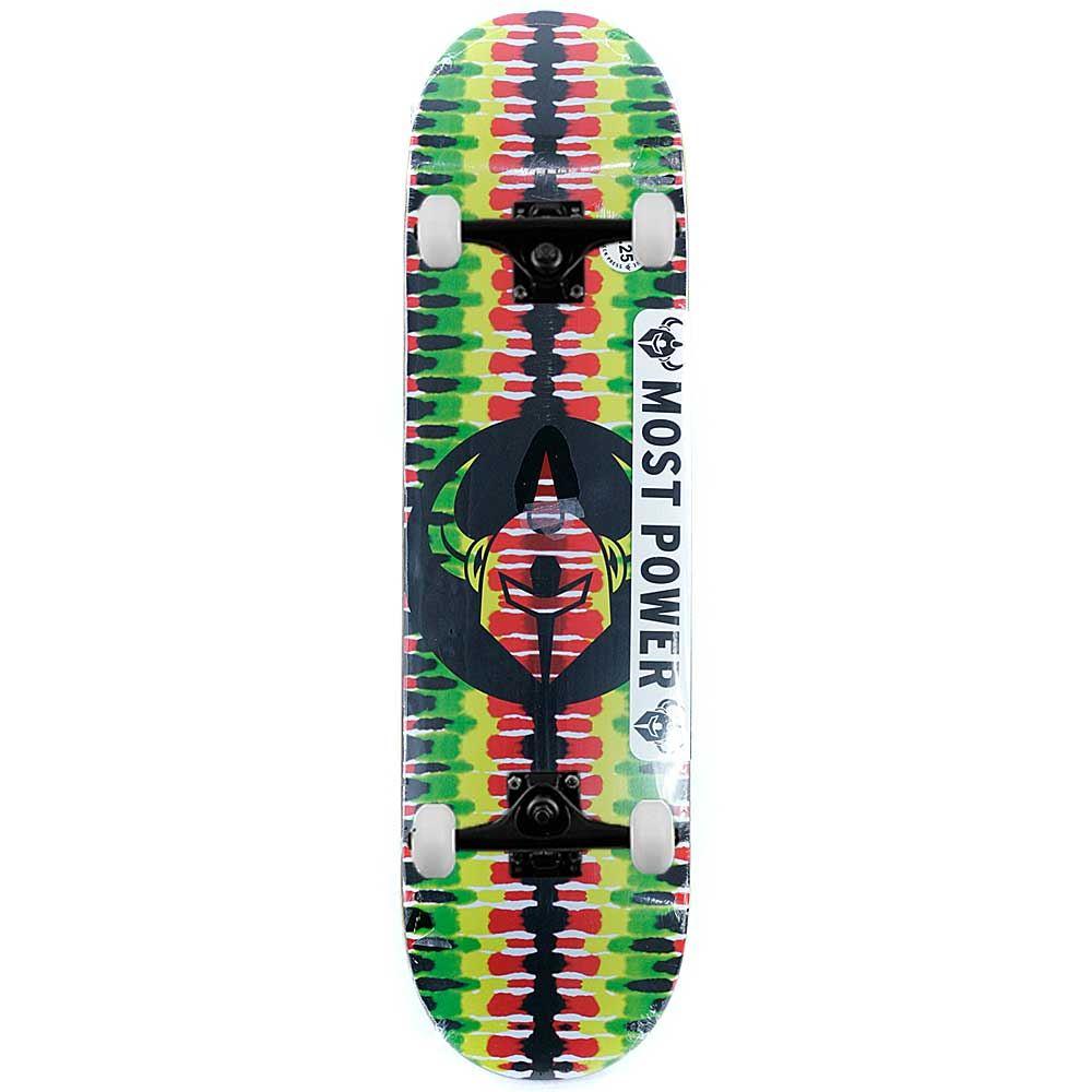 Darkstar skateboard badge rasta complet skateboard 8.25 neuf livraison gratuite-afficher le titre d'origine