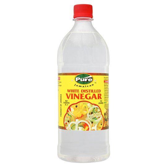 Pure Jamaican White Distilled Vinegar 1ltr Ebay