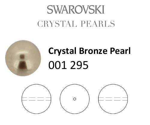 Genuine-SWAROVSKI-5810-Crystal-Round-Pearls-All-Sizes-Colors