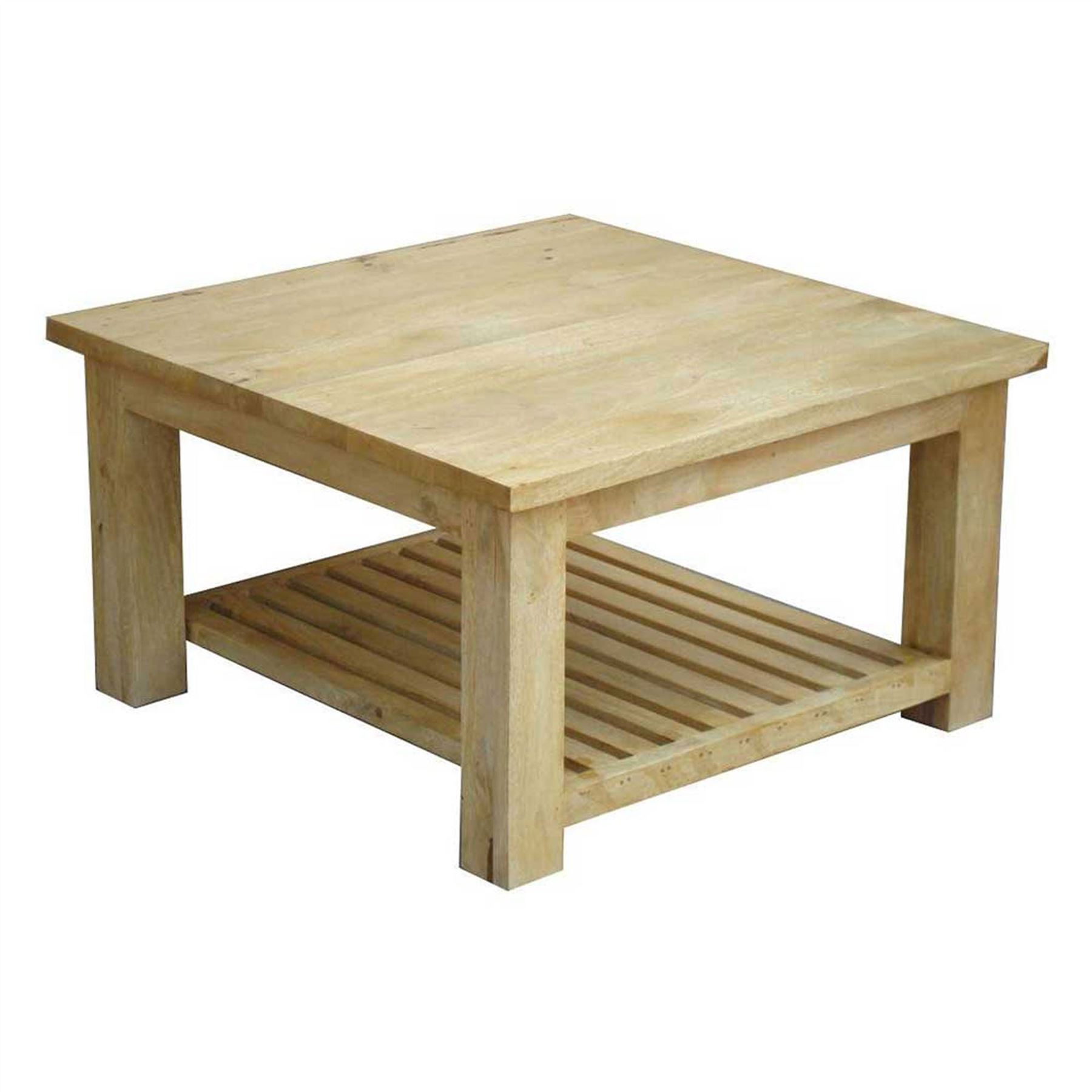 Solid Wood Coffee Table Online India: Mangat Solid Hard Wood Indian Furniture TV Unit Coffee