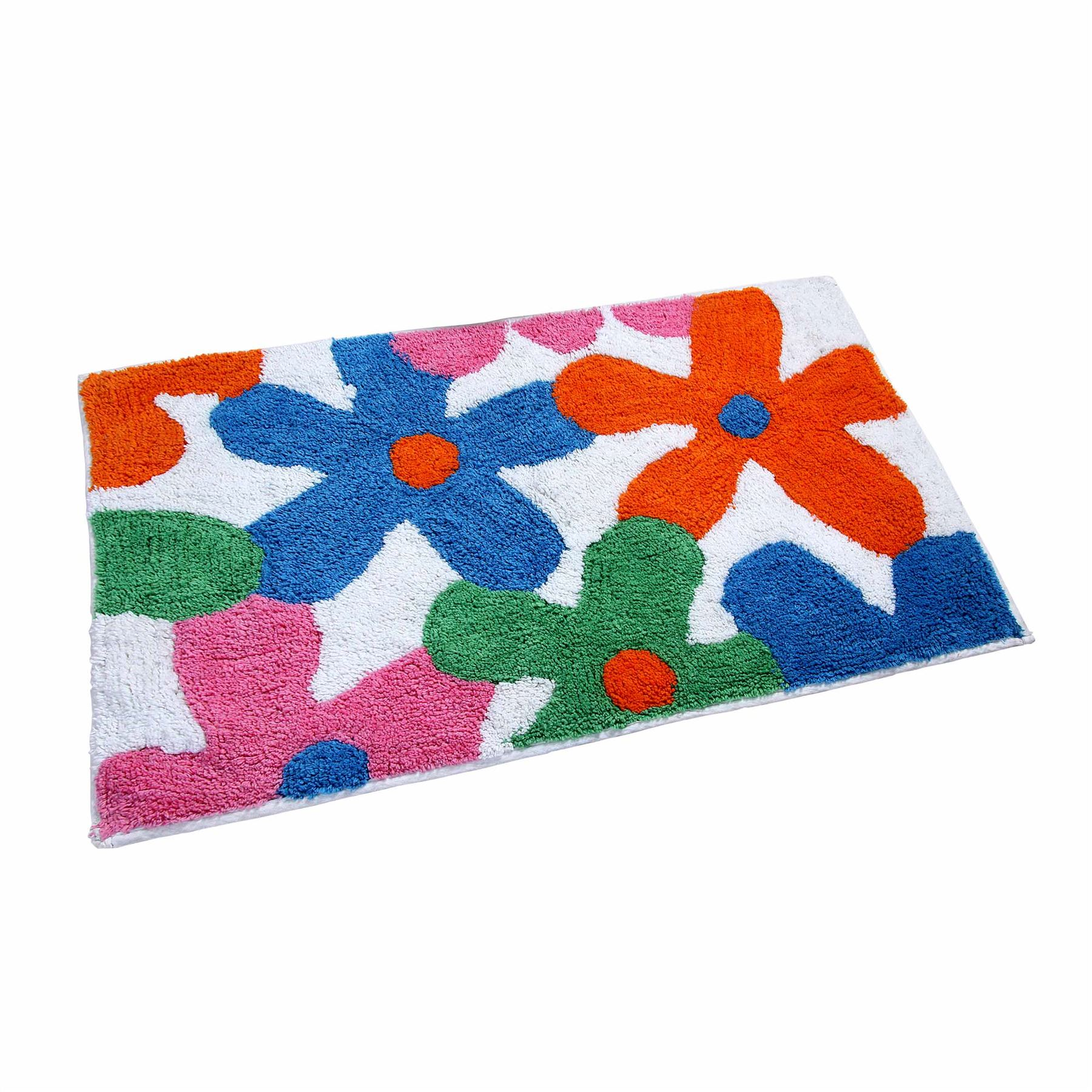 cotton children rugs girls boys bedroom playroom floor mat