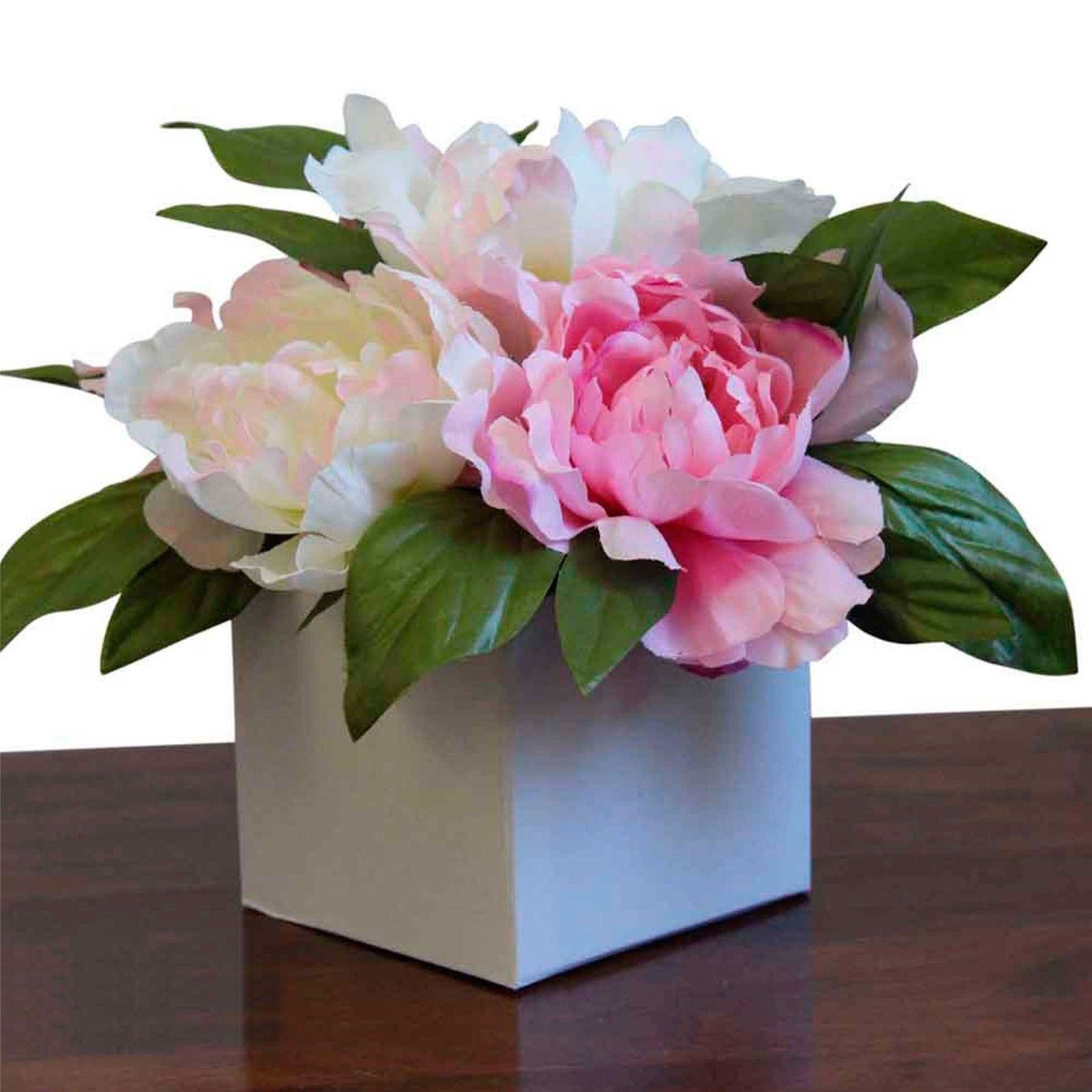 Artificial plantsflowers collection on ebay artificial replica office house plants silk flowers red pink roses bamboo tree mightylinksfo