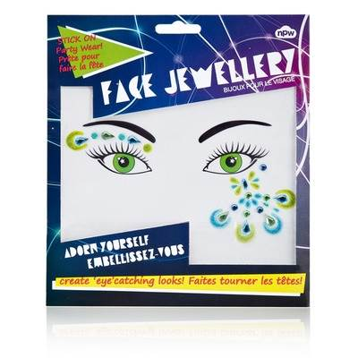 NPW-Face-Jewellery-Face-Gems-Dazzling-Temporary-Tattoos-Body-Art-Dfferent-Types