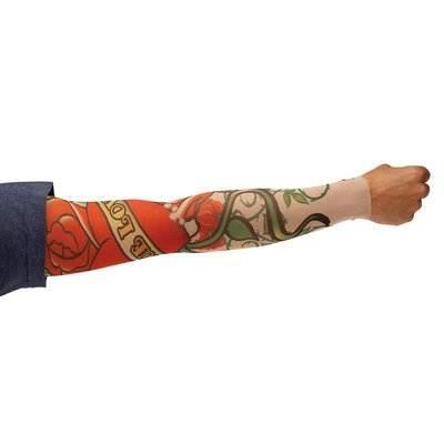 Npw fake tattoos tattoo sleeve temporary body art for Fake tattoo sleeves toronto