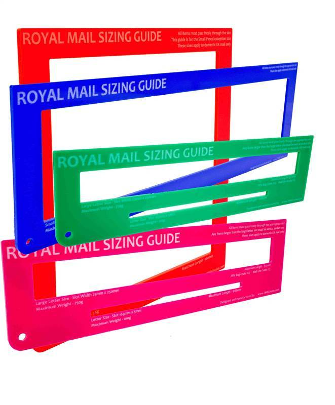 Royal mail postage postal template size pip ppi guide package royal mail postage postal template size pip ppi spiritdancerdesigns Images