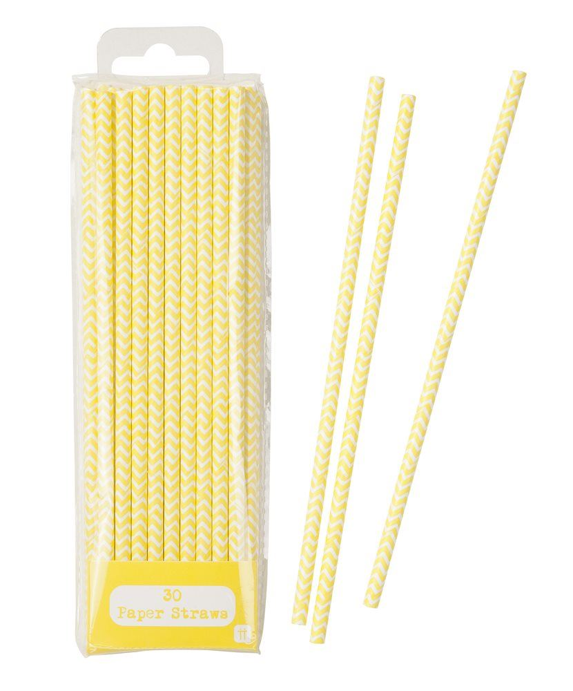 TALKING TABLES 30 PAPER STRAW STRAWS DRINKS PARTY PARTYWARE MIX AND MATCH