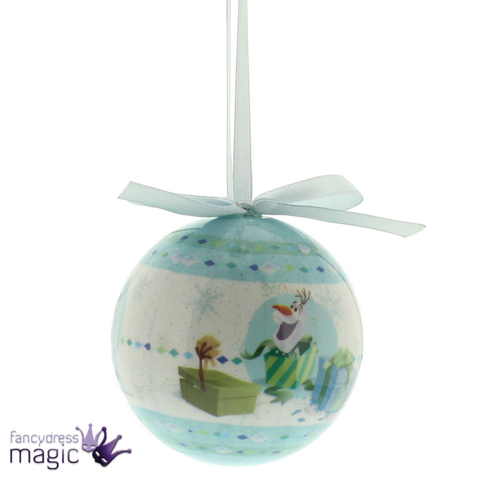 #3A6542 Disney Frozen Decoupage 7cm Christmas Xmas Tree Hanging  6365 décoration noel découpage 1600x1600 px @ aertt.com