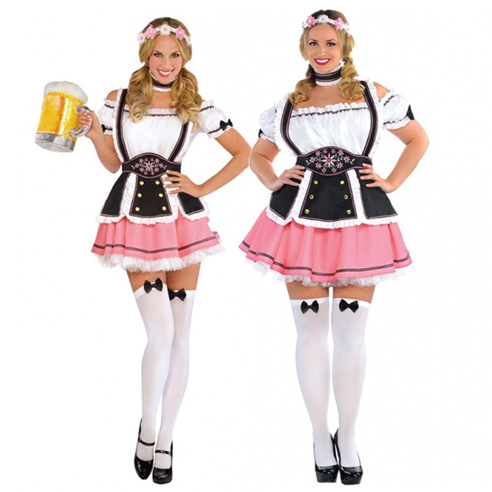 ladies womens oktobermiss oktoberfest bavarian beer. Black Bedroom Furniture Sets. Home Design Ideas