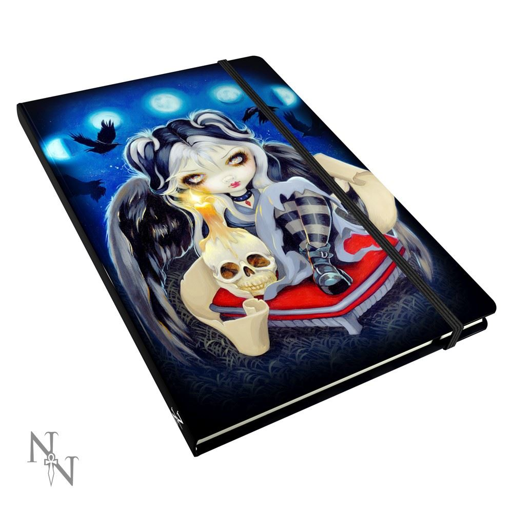 NEMESIS NOW GOTHIC GOTH FANTASY 20CM A5 JOURNAL DIARY SCHOOL BOOK NOTEBOOK GIFT