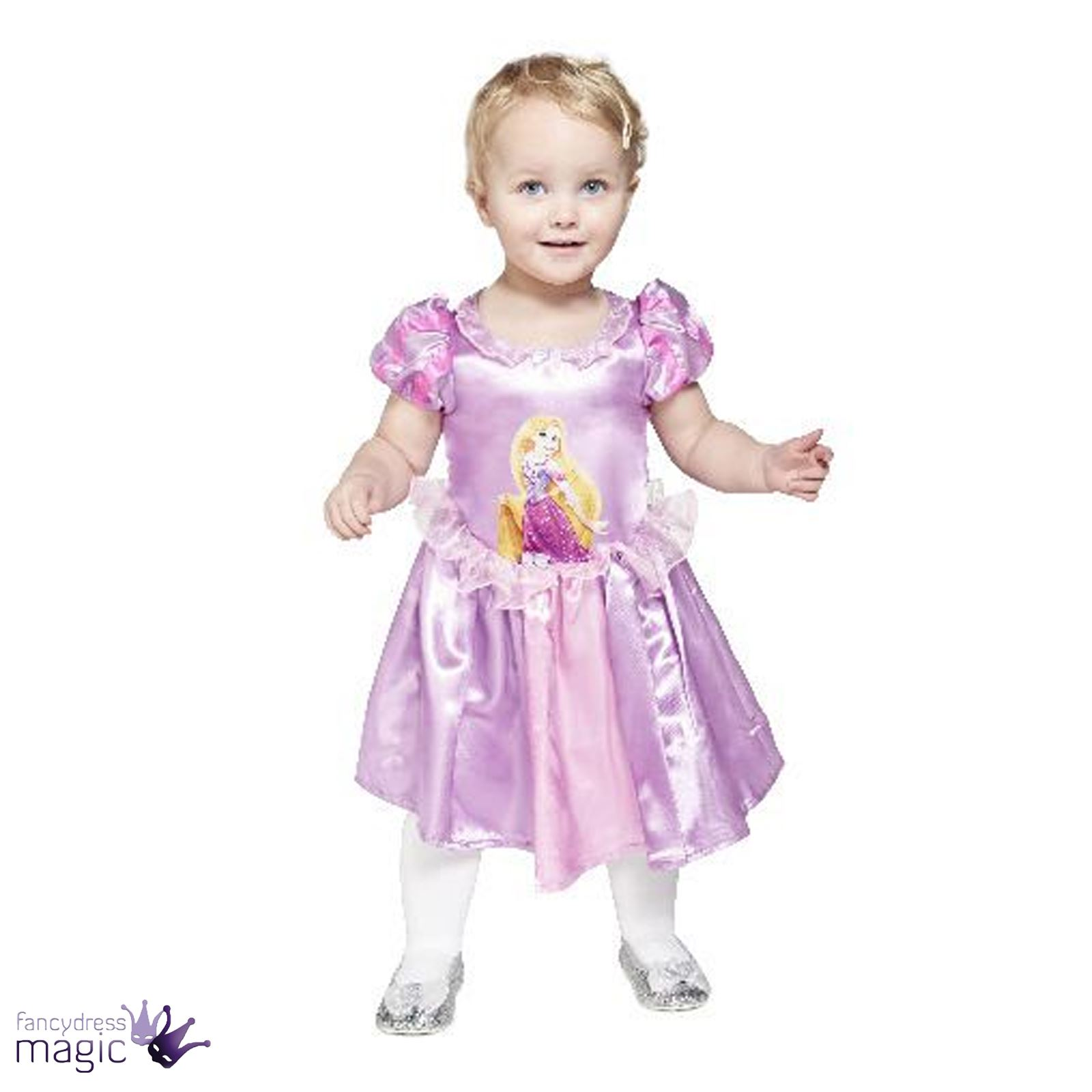 Girl Baby Toddler Disney Princess Fairy Tale Dress Up