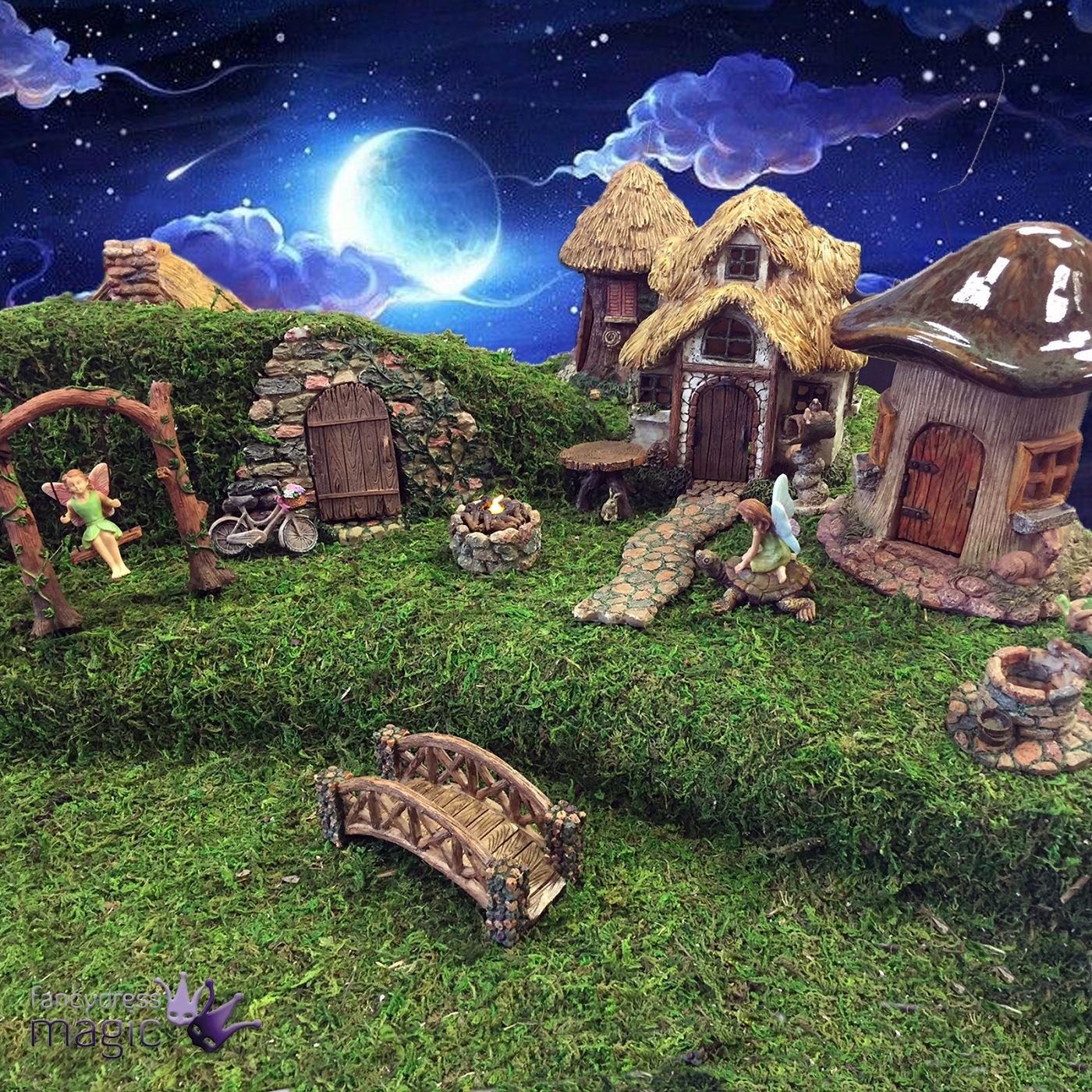 *Miniature Micro Mini Fairy Garden Furniture Accessory Ornament Gift Home Lot*