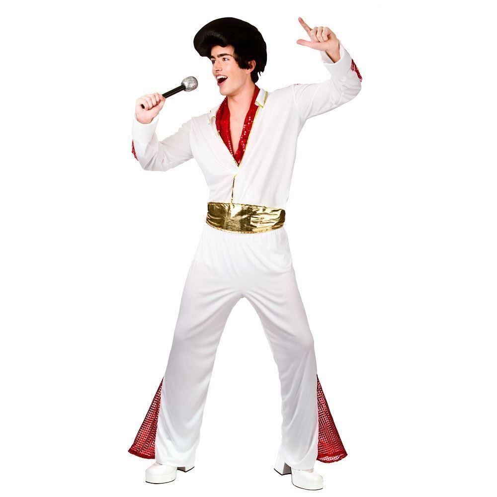 Homme-Rock-and-Roll-annees-70-annees-1970-le-roi-de-Las-Vegas-pop-legend-COSTUME-ROBE-FANTAISIE