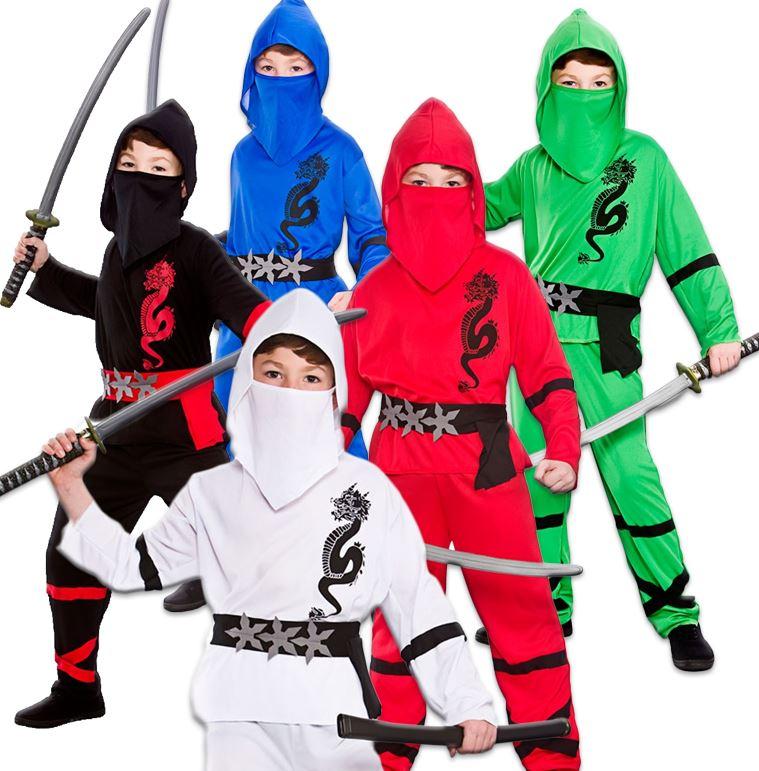 jungs macht ninja japanisch samurai krieger kind kinder. Black Bedroom Furniture Sets. Home Design Ideas