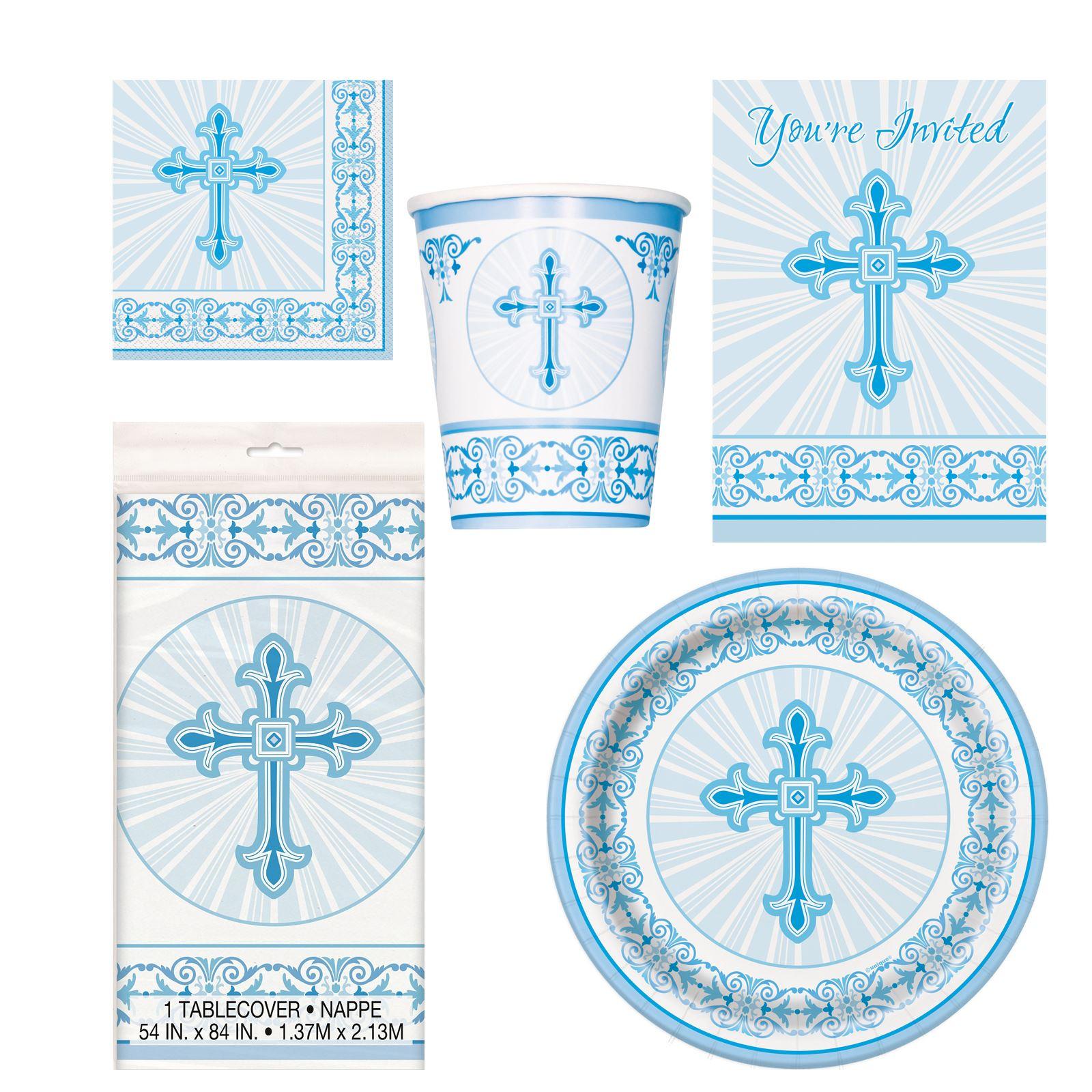 Interesting Baptism Plates And Napkins Ideas - Best Image Engine ...