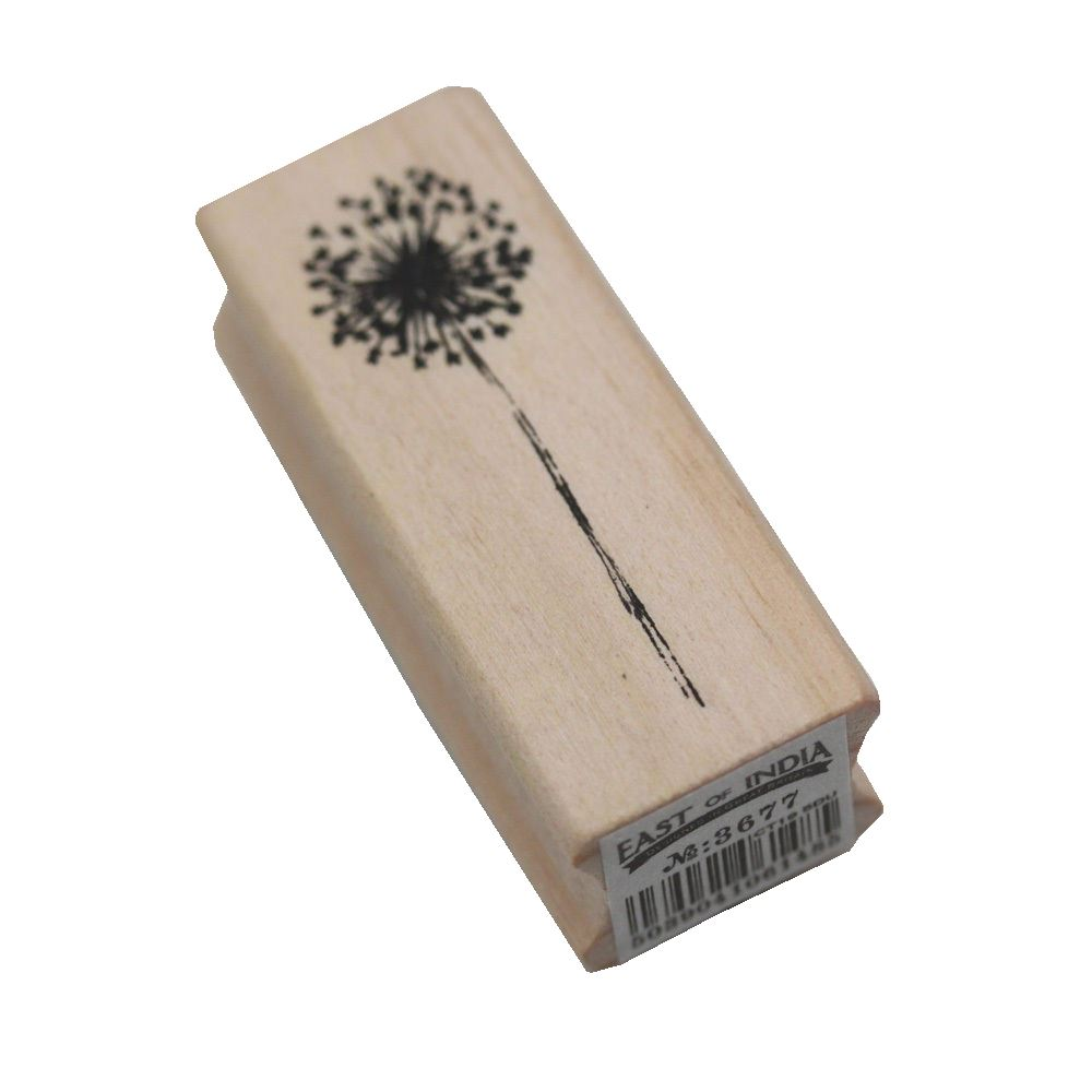 East of india wooden rubber stamp special occasions for Custom craft rubber stamps