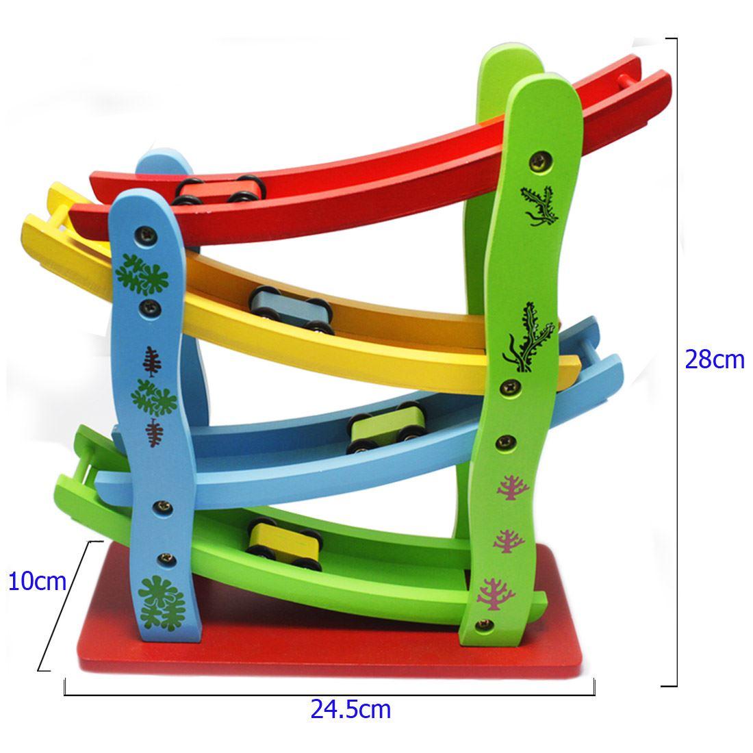 coches de carreras pista de carreras carreras velocidad juguete de madera ebay. Black Bedroom Furniture Sets. Home Design Ideas